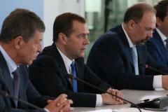 Глава Минстроя России на совещании «Внедрение энергоэффективного оборудования в жилищно-коммунальном хозяйстве»