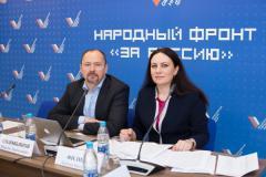 Круглый стол ОНФ Подмосковья