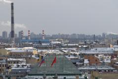 Санкт-Петербург снизил тарифы ЖКХ